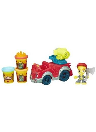 Play Doh Town İtfaiye Arabası-Play-Doh